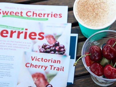 Victorian cherry trail
